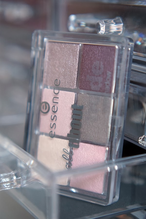 Essence All About Nude Eyeshadow review + look