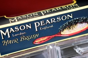 Mason Pearson Pocket Bristle Dark Ruby review